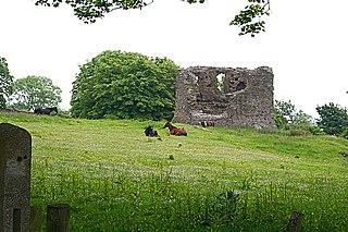 Carra Castle, Antrim