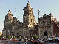 Catedral Metropolitana de la ciudad de México 1