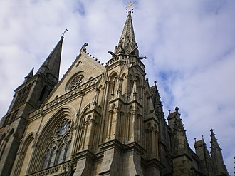 Roman Catholic Diocese of Vannes - Vannes Cathedral