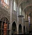 Cathédrale d'Eauze - Mur nord de la nef.jpg