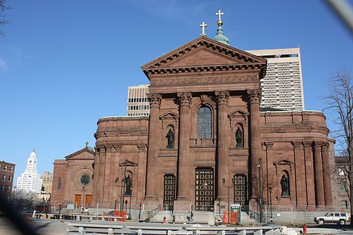 Cathedral Basilica of Saints Peter and Paul, Philadelphia, PA