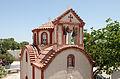 Cemetery chapel - Fira - Santorini - Greece - 01.jpg