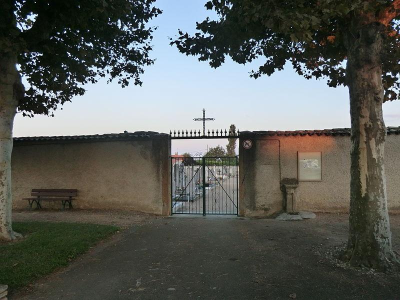Cemetery of Saint-André-de-Corcy.