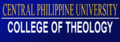 Central Philippine University College of Theology Banner.png