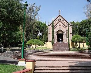 Cerro de las Campanas - Emperor Maximilian Memorial Chapel