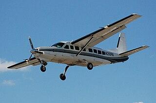 2011 Moremi Air Cessna 208 crash
