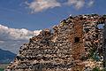 Cetatea Rasnovului , ziduri din interior 06.jpg
