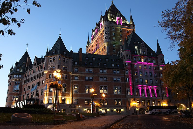 File:Château Frontenac, National Historic Site of Canada.jpg