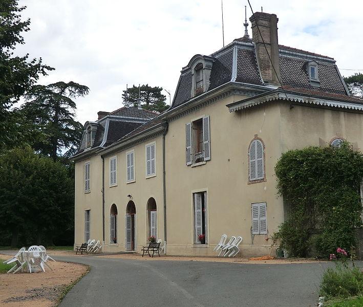 Château de Corcelles (Trévoux).