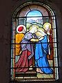Châtillon-lès-Sons (Aisne) église, vitrail 05.JPG