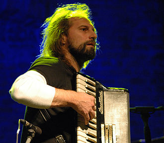 Chango Spasiuk - Chango Spasiuk in concert in Warsaw in March 2009.