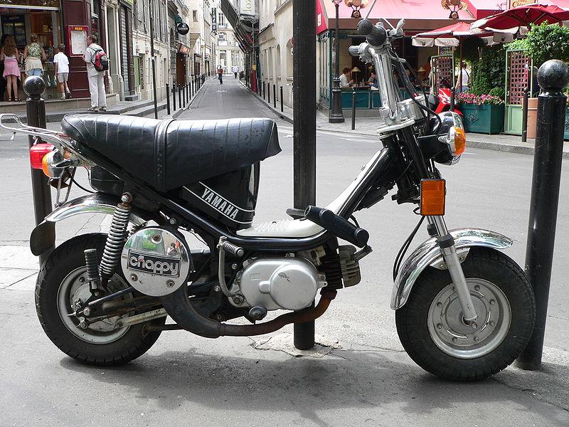 quelle antivol pour un chappy g n ral scooters forum scooters et 125. Black Bedroom Furniture Sets. Home Design Ideas
