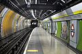 Charing Cross station, Jubilee line platform 02.jpg