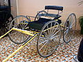 Chariot at the Musée Automobile de Vendée pic-3.JPG