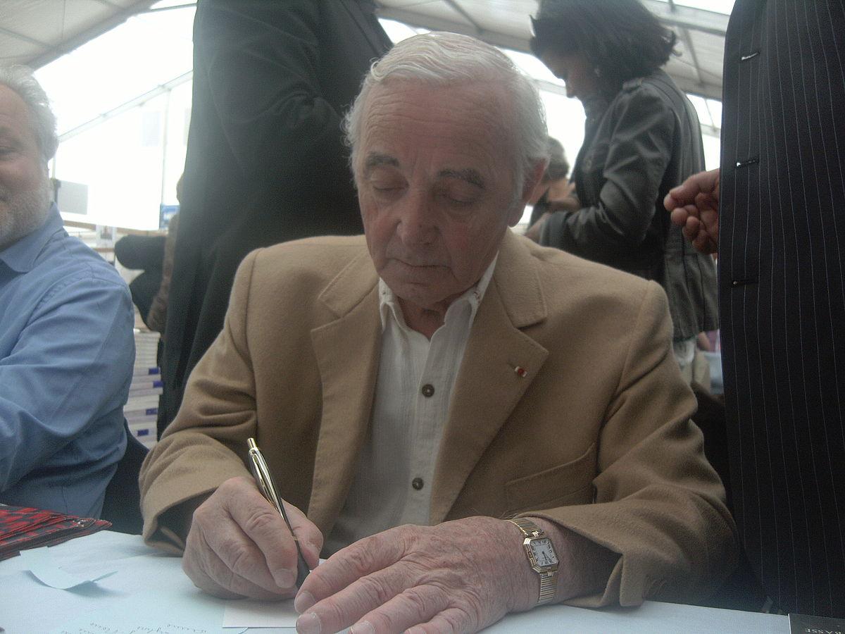 Aznavour Aznavour Italiano Volume 1