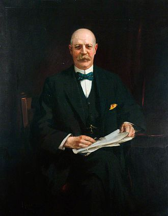 Charles Bowen Cooke - by James Peter Quinn (1869–1951)