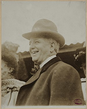 St. Louis Cardinals - Charles Comiskey, shown here circa 1910, guided the Browns to four American Association titles.