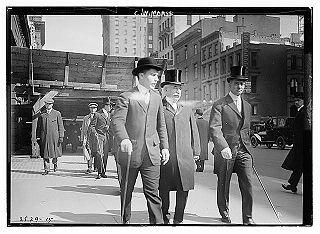 Charles W. Morse American banker