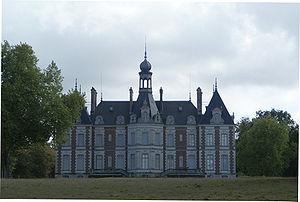 Breteau - The chateau in Breteau