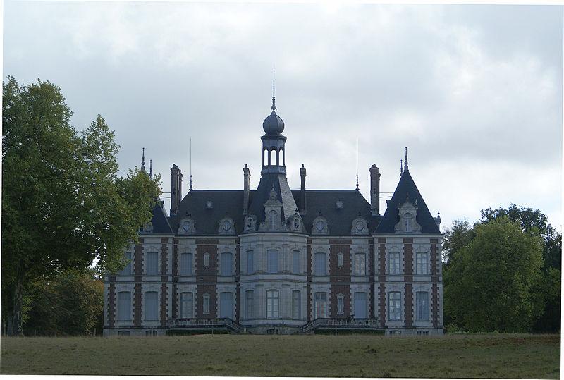 La Conférence de BRIARE au Château du Muguet 800px-Chateau_muguet_breteau_45_retouche