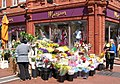 Chatham Street Flower Sellers - geograph.org.uk - 1873403.jpg
