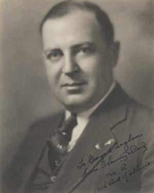 Chauncey W. Reed - Image: Chauncey W Reed