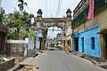 Chawk Bazaar Local Road Gateway - Lalbagh - Murshidabad 2017-03-28 5902.JPG