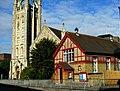 Cheam Road Hall, Sutton - geograph.org.uk - 1537923.jpg