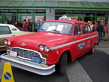 Checker Motors Corporation Wikipedia