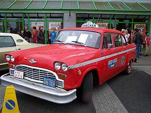 Checker Motors Corporation - Checker Taxi