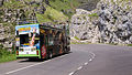 Cheddar Gorge tour bus (WYV 67T), 12 May 2015 (2).jpg
