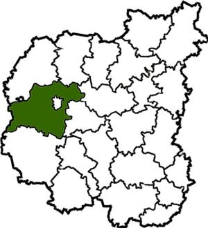 Chernihiv Raion - Image: Chernigivskyi Raion