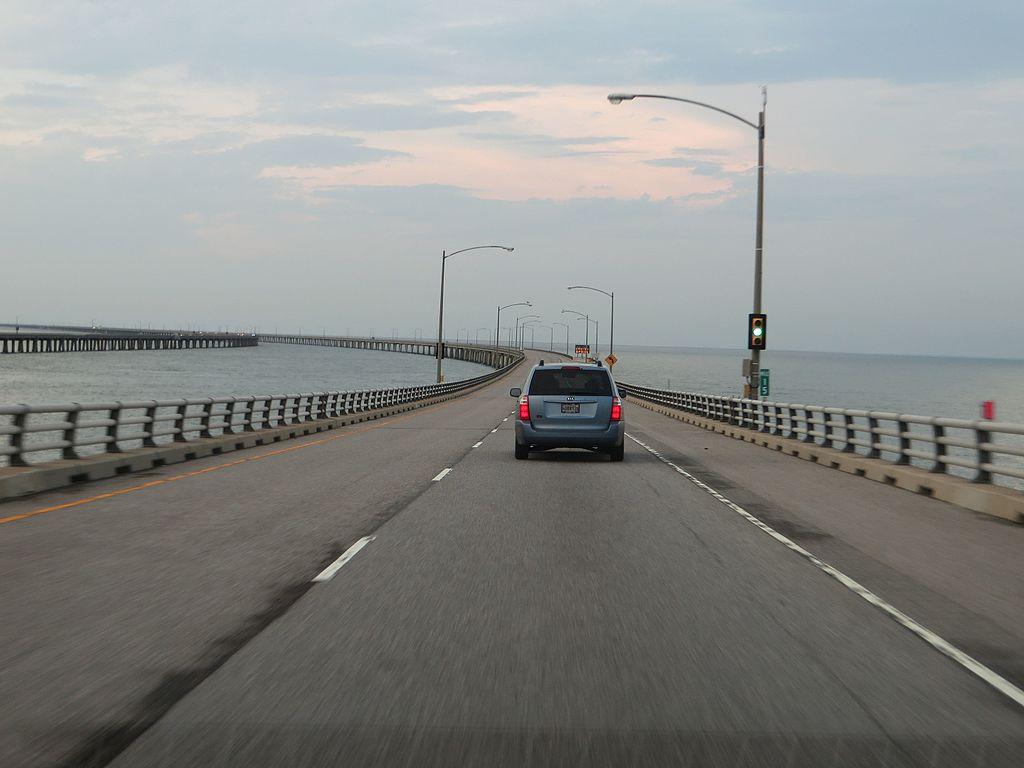 Bridges In Virginia Beach Area