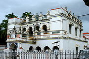 Chettinad palatial house