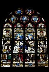 Maîtresse-vitre de l'église Saint-Pierre (Chevaigné)