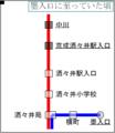 Chiba Green Bus Motosakura Line 11.png