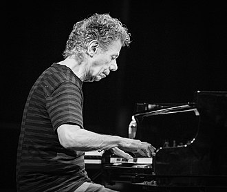 Chick Corea - Corea performing in 2018 Photo: Tore Sætre