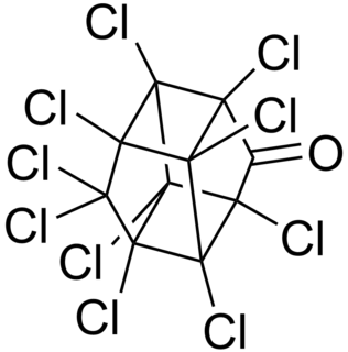 Kepone chemical compound