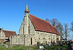 Christ Church, Barnston from the southwest.jpg