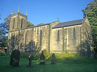 Gleadless - Christ Church.