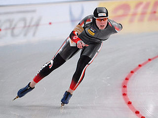 Christine Nesbitt Canadian speed skater