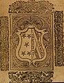 Chronica del rey Don Rodrigo, con la destruycion de España, y como los moros la ganaron. Nueuam ante corregida. Contiene de mas de la historia muchas viuas razones, y auisos muy prouechosos (1587) (14802168313).jpg