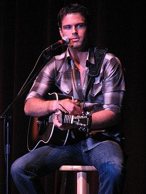 Chuck Wicks - Wicks in concert, December 2008