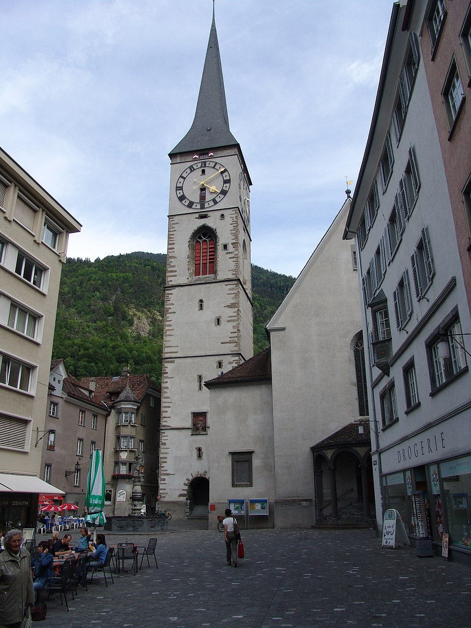 Chur-St. Martin