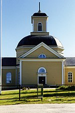Church in Kuhmo, Finland.jpg