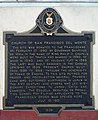 Church of San Francsico del Monte NHCP Historical Marker.jpg