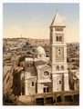 Church of St. Saviour, Jerusalem, Holy Land-LCCN2002725011.tif