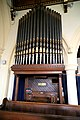 Church of St Mary Matching Essex England - church pipe organ.jpg