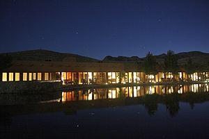 Cibolo Creek Ranch - Nightfall at Cibolo Creek Ranch