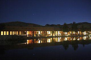 Cibolo Creek Ranch historic place in Presidio County, Texas, United States